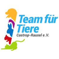 Team für Tiere Castrop-Rauxel e.V. | Tierschutz Logo